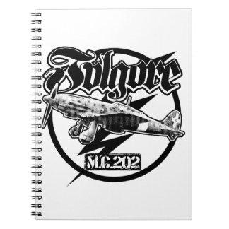 M.C.202 Spiral Photo Notebook