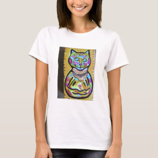 M-Cat of Hairball Alley T-Shirt