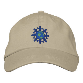 M-Community Embroidered Hat