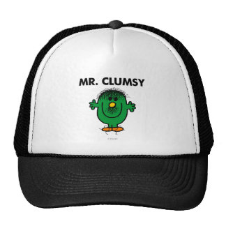 M. Disheveled Clumsy Casquettes