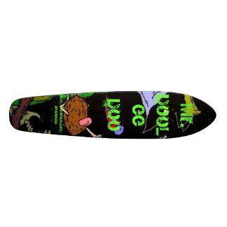 M. DooLee Doo Skateboard