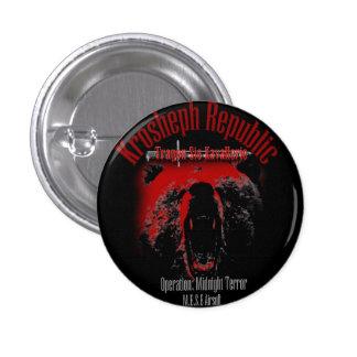 M.E.S.E Airsoft Operation: Midnight Terror 1 Inch Round Button