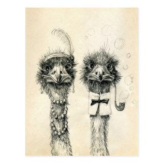 M et Mme Ostrich