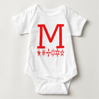 M Image Fashion Baby Bodysuit