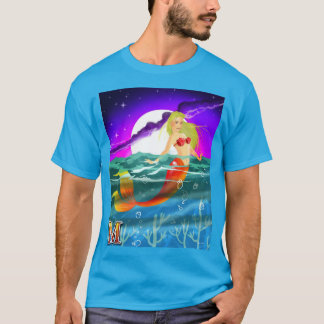 M is For Mermaid T-Shirt