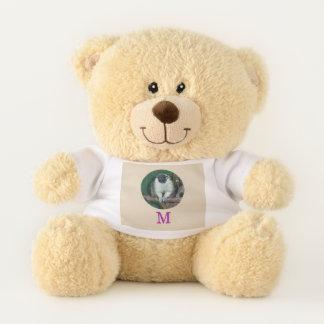 M is for Monkey Teddy Bear