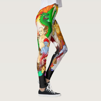 M is For Mythical Leggings