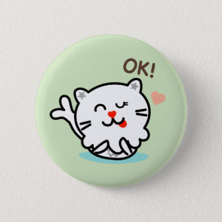 M Leo the Merlion says OK Button