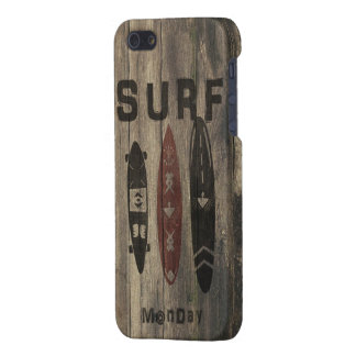 M@nDaySurf - Three top Surf iPhone 5/5S Cover