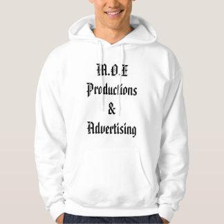 M.O.EProductions &Advertising Hoodie