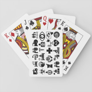 M PLAYING CARDS