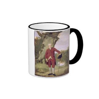 M. Thrale, c.1770-80 (huile sur la toile) Tasse À Café