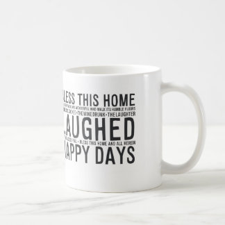 MA014 Bless this Home Coffee Mug