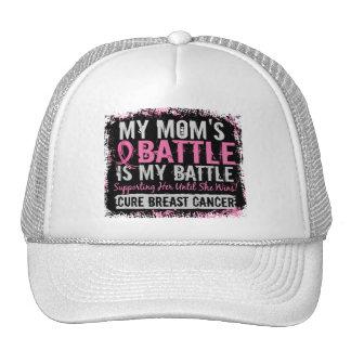 Ma bataille maman de trop 2 cancers du sein casquettes de camionneur