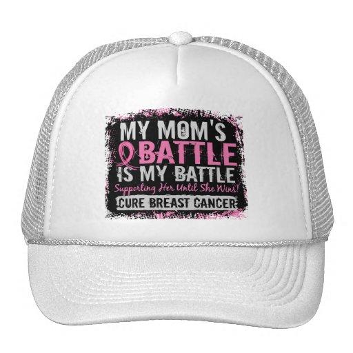 Ma bataille maman de trop 2 cancers du sein casquette de camionneur
