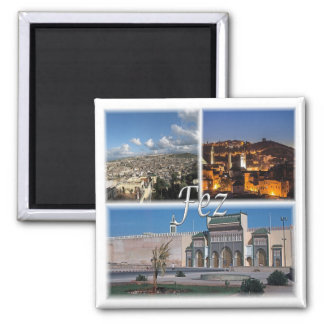 MA * Morocco - - Fez Magnet