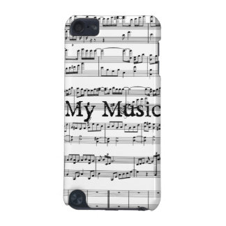 Ma musique ! coque iPod touch 5G