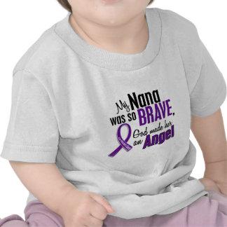 Ma Nana est un Cancer pancréatique d'ange T-shirt