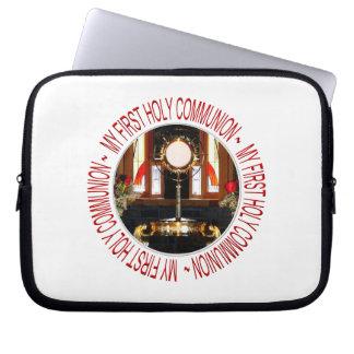 Ma première sainte communion housse pour ordinateur portable