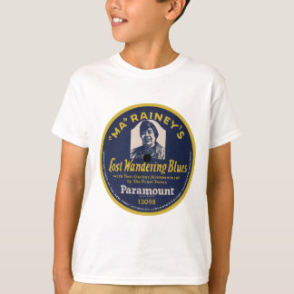 "Ma Rainey's ""Lost Wanering Blues"" T-Shirt"