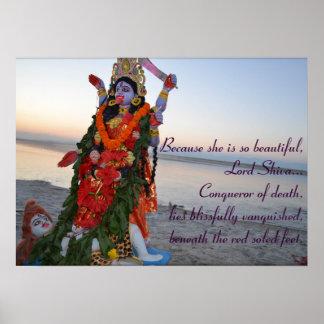 Maa Kali - Poster !