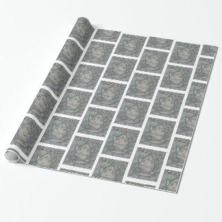 Maak tyd vir jouself wrapping paper
