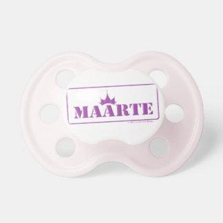 Maarte pacifier 3-pack