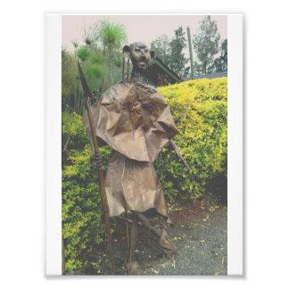 Maasai Moran Photo Print
