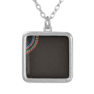 Maasai Necklace black background