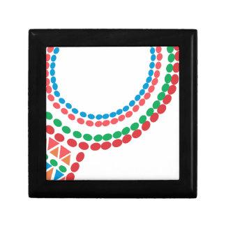 Maasai Necklace Gift Box