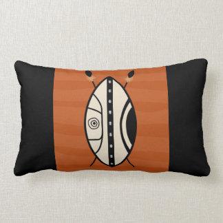 Maasai Shield Lumbar Pillow