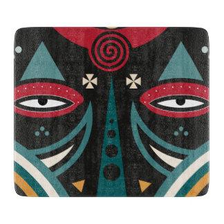 maasai warrior cutting board