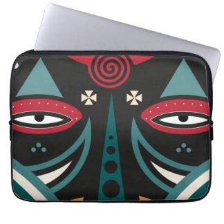 maasai warrior laptop sleeve