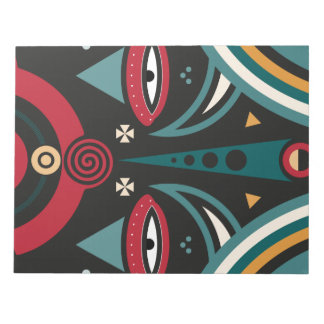 maasai warrior notepad