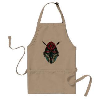 maasai warrior standard apron