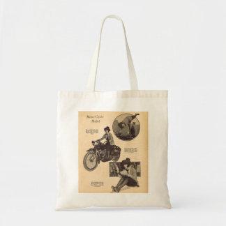 Mabel Normand 1920 vintage photos tote bag