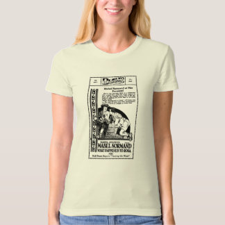 Mabel Normand What Happened to Rosa 1921 T-Shirt