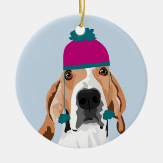 Mabel Winter Hat Ornament