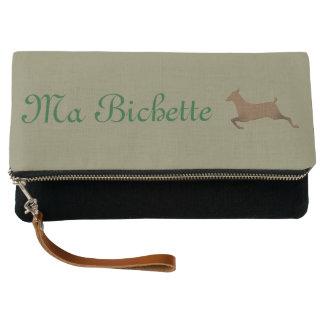 MaBichette Fold-Over Clutch