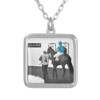 Mabrouk Silver Plated Necklace