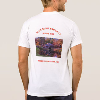 MABRY MILL  BLUE RIDGE PARKWAY VIRGINIA T-Shirt