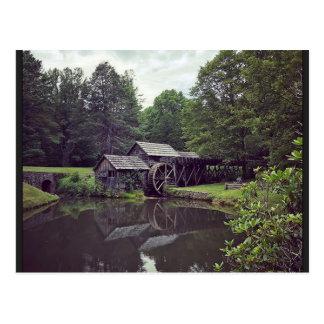 Mabry Mill Postcard