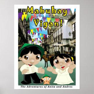 Mabuhay Vigan Poster
