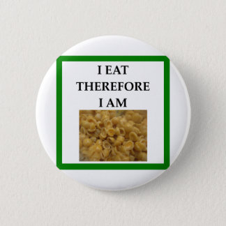 mac and cheese 2 inch round button