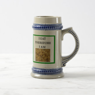mac and cheese beer stein
