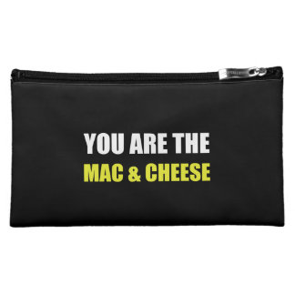 Mac And Cheese Cosmetics Bags