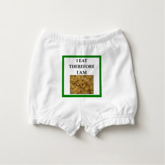 mac and cheese diaper cover