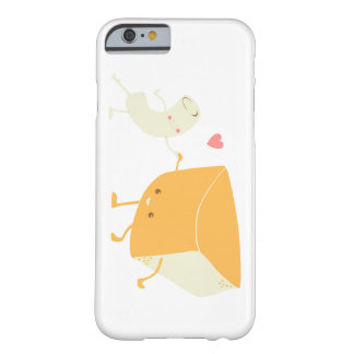 Mac and Cheese Forever! Barely There iPhone 6 Case