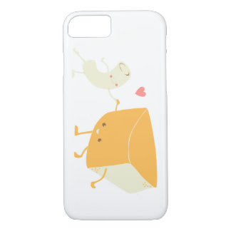 Mac and Cheese Forever! iPhone 7 Case