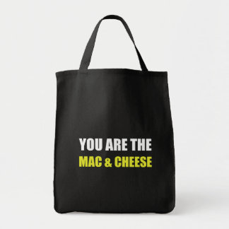 Mac And Cheese Grocery Tote Bag